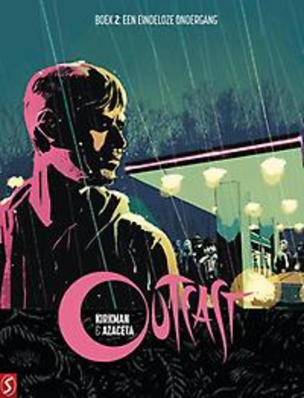 Outcast: 2 Een eindeloze ondergang Outcast, Robert Kirkman, Hardcover