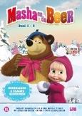 Masha en de beer 1-5, (DVD)
