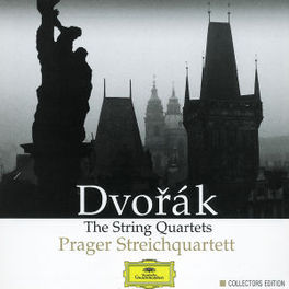 STRING QUARTETS PRAGER STREICHQUARTETT Audio CD, A. DVORAK, CD