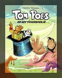 Tom Poes en het toverboekje TOM POES, Toonder, Marten, Paperback