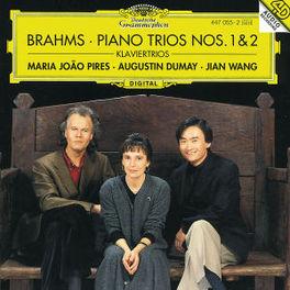 PIANO TRIOS NO.1&2 W/MARIA JOAO PIRES Audio CD, J. BRAHMS, CD