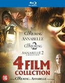 Annabelle 1&2 + Conjuring...