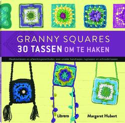 Granny squares - 30 tassen...