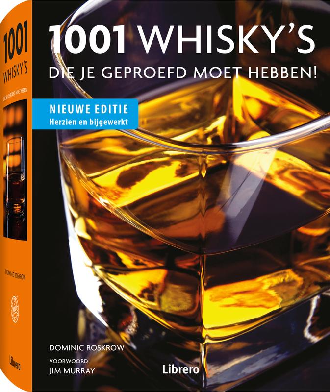 1001 Whisky's Roskrow, Dominic, Hardcover