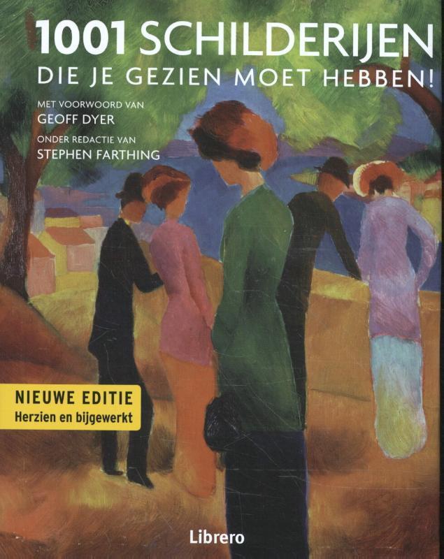 1001 Schilderijen Stephen Farthing, Hardcover