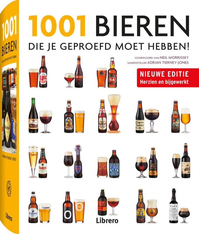 1001 Bieren Tierney-Jones, Adrian, Hardcover