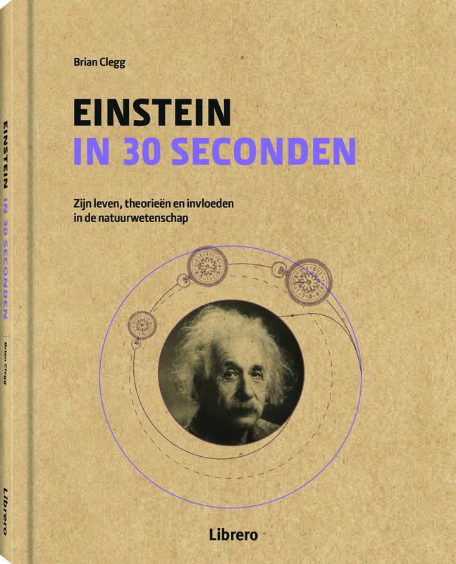 Einstein in 30 seconden   (geb)   (Brian Clegg) 160p Hardcover Clegg, Brian,