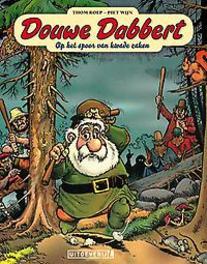 Douwe Dabbert SC 14 Op het spoor van kwade zaken Douwe Dabbert, Piet, Wijn, Paperback