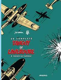 TANGUY EN LAVERDURE COMPLETE LU08. EVACUATIE UIT SARRAKAT (LUXE EDITIE) TANGUY EN LAVERDURE COMPLETE, Jean-Michel, Charlier, Hardcover