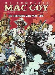 De complete Mac Coy INTEGRAAL 1 De legende van Mac Coy Jean-Pierre, Gourmelen, Paperback
