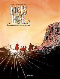 MOSES ROSE 02. HET GEHEUGEN VAN DE RUÏNES MOSES ROSE, Cothias, Patrick, Paperback