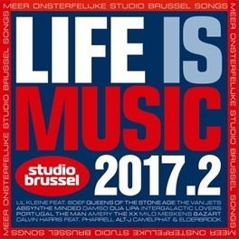 LIFE IS MUSIC 2017.2 V/A, CD