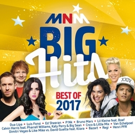 MNM BIG HITS BEST OF 2017 .. 2017.2 V/A, CD