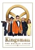 Kingsman - The golden circle, (DVD) BILINGUAL/CAST: COLIN FIRTH, MARK STRONG, TARON EGERTON