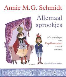 Allemaal sprookjes Schmidt, Annie M.G., Paperback
