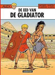 ALEX 36. DE EED VAN DE GLADIATOR ALEX, Martin, Jacques, Paperback