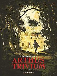 ARTHUS TRIVIUM 03. DE JONGE GEVANGENE ARTHUS TRIVIUM, Raule, Paperback