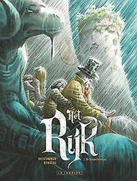 RIJK 02. DE TEMPELMEESTER RIJK, Runberg, Sylvain, Paperback