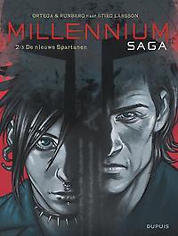 MILLENNIUM SAGA 02. STIEG LARSON'S MILLENNIUM: DE NIEUWE SPARTANEN MILLENNIUM SAGA, Larsson, Stieg, Paperback