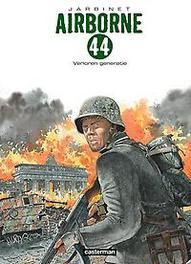 Verloren generatie Airborne 44, Jarbinet, Philippe, Hardcover