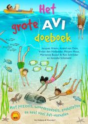 Het grote AVI vakantieboek...