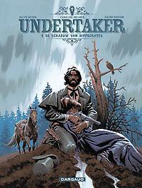 UNDERTAKER 04. DE SCHADUW VAN HIPPOCRATES UNDERTAKER, Dorison, Guillaume, Paperback