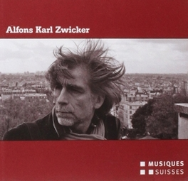 GRAMMONT PORTRAIT A.K. ZWICKER, CD