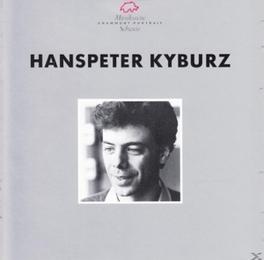 HANSPETER KYBURZ W/KLANKFORUM WIEN, SUDFUNK-CHOR STUTTGART, PETER RUNDEL Audio CD, H KYBURZ, CD