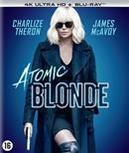 Atomic blonde, (Blu-Ray 4K...