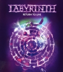Labyrinth - Return To Live,...