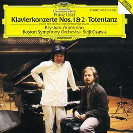 PIANOCONC.NO.1 IN ES ZIMERMAN/BSO/OZAWA Audio CD, F. LISZT, CD