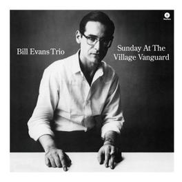 SUNDAY AT THE.. -HQ- .. VILLAGE VANGUARD / 180GR. EVANS, BILL -TRIO-, Vinyl LP