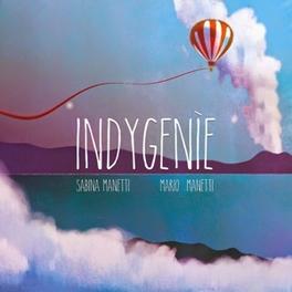 INDYGENIE MANETTI, SABINA & MARIO, CD