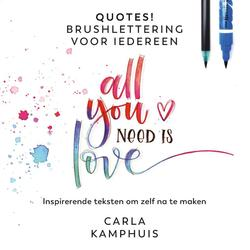 Quotes! Brushlettering voor...