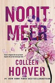 Nooit meer Colleen Hoover, Paperback