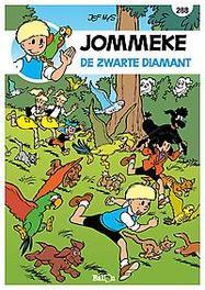 JOMMEKE 288. DE ZWARTE DIAMANT JOMMEKE, Delzenne, Philippe, Paperback