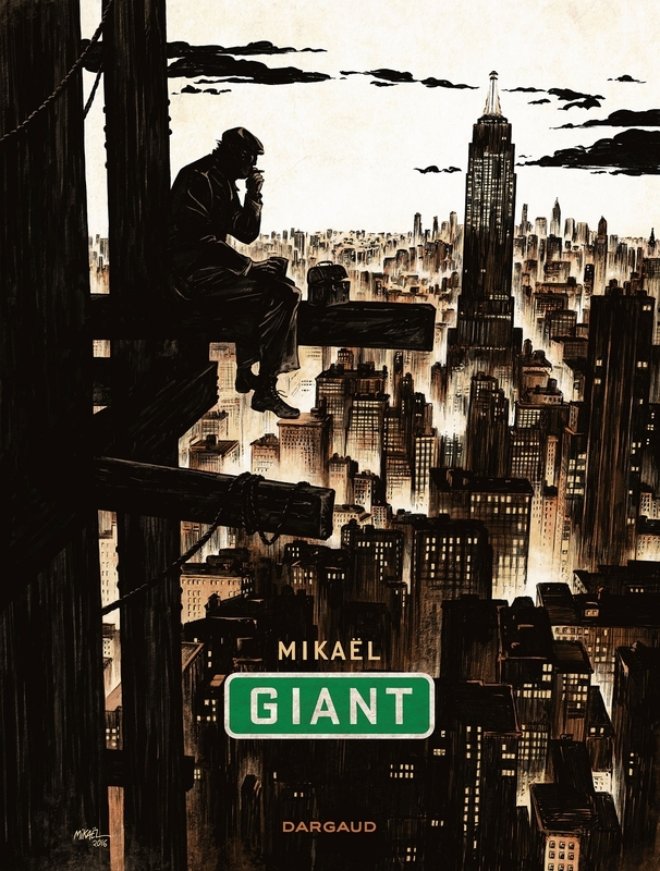 GIANT HC01. [integraal], Mikaël, Hardcover