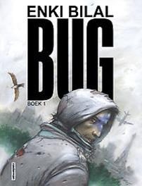 BUG HC01. DEEL 1 1/2 BUG, Bilal, Enki, Hardcover