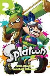 Splatoon 2 Sankichi, Hinodeya, Paperback