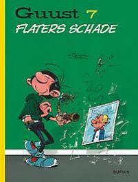 GUUST FLATER CHRONOLOGISCH HC07. FLATER SCHADE GUUST FLATER CHRONOLOGISCH, Franquin, André, Hardcover