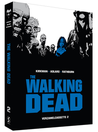 The Walking Dead: Cassette 2 deel 5 t/m 8 inclusief deel 5 t/m 8, Rathburn, Cliff, Paperback