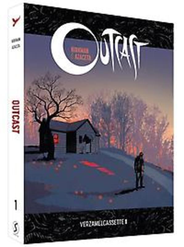 Outcast Verzamelcasette 1, Robert Kirkman, Hardcover