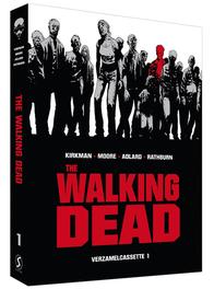 The Walking Dead: Cassette 1 Deel 1 t/m 4 inclusief deel 1 t/m 4, Robert Kirkman, Paperback