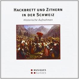 HACKBRETT UND ZITHERN IN W/ALBERT DUSEL, HANS RECHSTEINER, ORIGINAL APPENZELLER Audio CD, V/A, CD