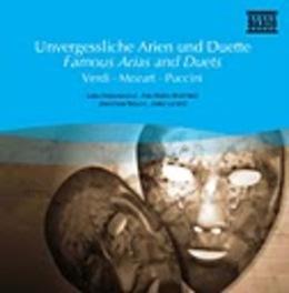 UNVERGESSLICHE ARIEN UND ORGONASOVA/MARTINEZ/WELCH/LOTRIC VERDI/MOZART/PUCCINI, CD