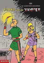 Borko 6 Borko en de vampier Rik, Paperback