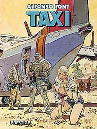 Taxi INTEGRAAL Alfonso, Font, Hardcover