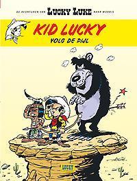 KID LUCKY 04. (SUIVES LA FLECHE) KID LUCKY, Morris, Paperback