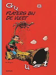 GUUST FLATER CHRONOLOGISCH HC08. FLATERS BIJ DE VLEET GUUST FLATER CHRONOLOGISCH, Franquin, André, Hardcover