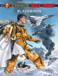 BUCK DANNY - BUITENREEKS 02. DE BLACKBIRDS 2/2